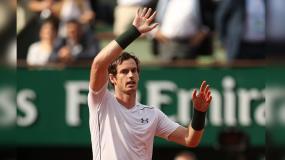 (CUPLIKAN LAGA) Lewati Laga Ketat, Murray Melaju ke Perempatfinal