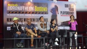 Urbanathlon Sundown Jadi Olahraga Penuh Tantangan